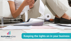 FNF – Keeping the lights on in your business